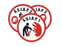 Logo S.S.I.A.P.1, S.S.I.A.P.2 et S.S.I.A.P.3